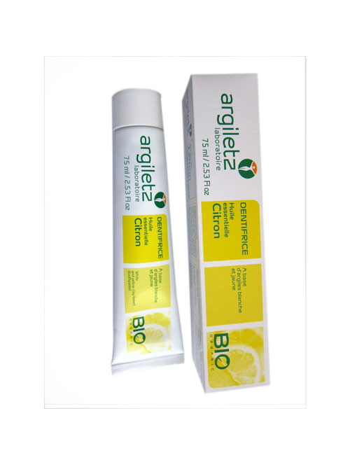 Lemon Toothpaste 75ml